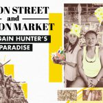 carbon market and colon street banner