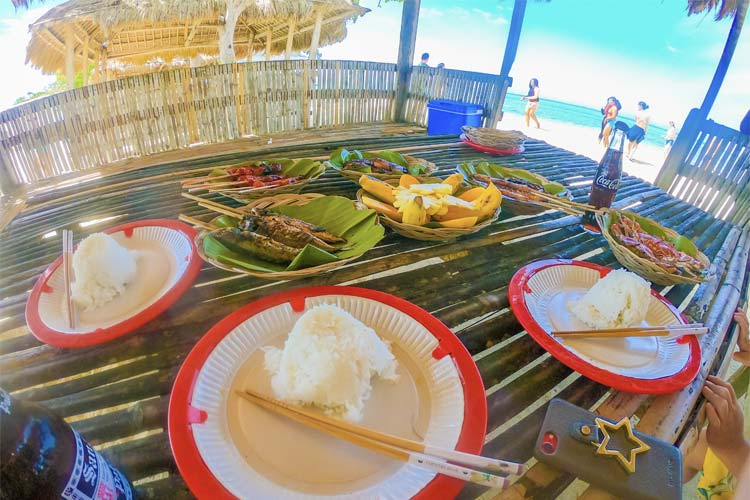 Delicious foods that you can enjoy in the Island.